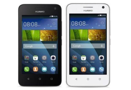 Huawei Y360 ominaisuudet